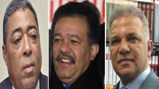 BOMBA: EEUU cancela visa de Medina Medina y Crispin Zorrilla jefes de seguridad de Leonel Fernández