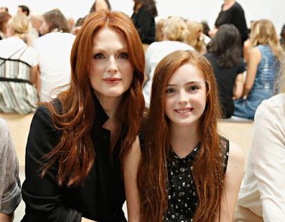 Julianne Moore & Liv Freundlich