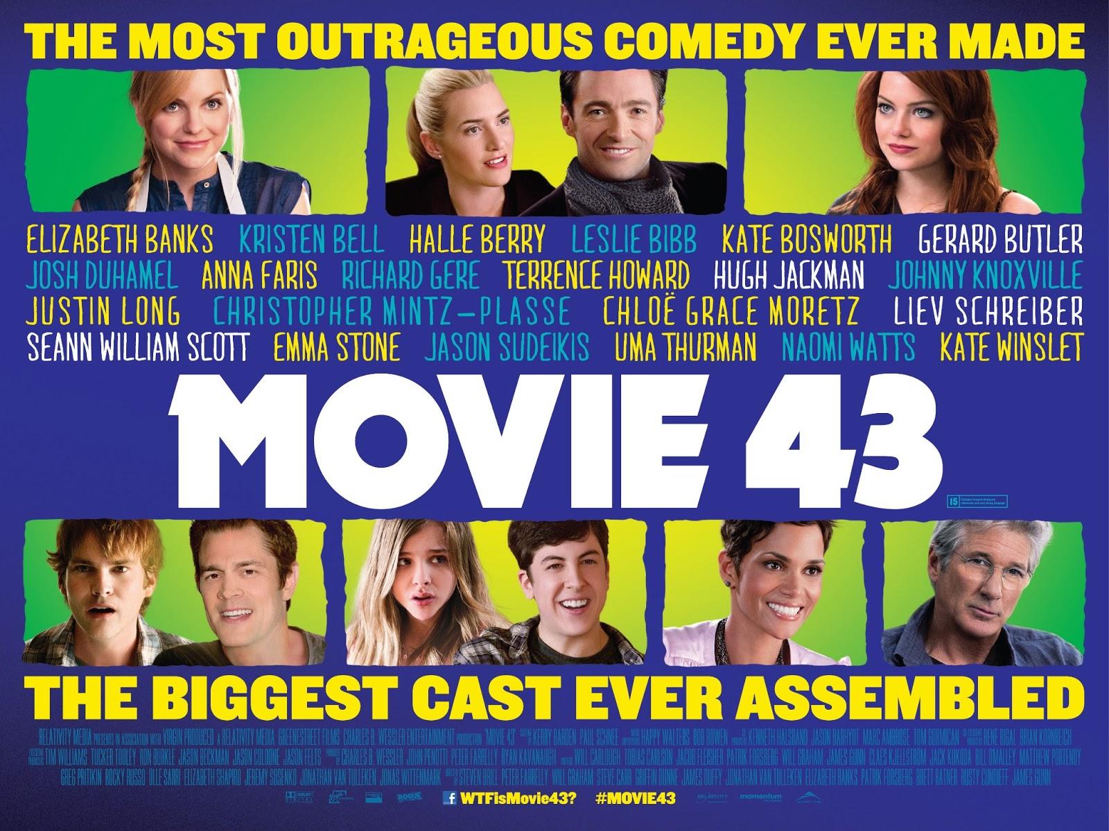 Movie 43 halle berry nackt