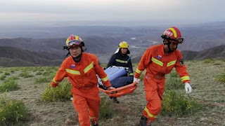 China punishes 27 officialdom after deadly ultramarathon claims 21 lives