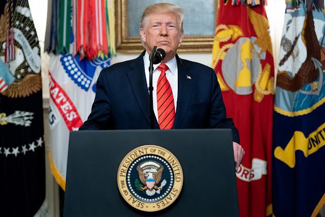 Trump abrirá desfile de Veteranos en Nueva York