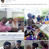 Pictures of  Nigerian kid  marries  his older white lover in Enugu state,