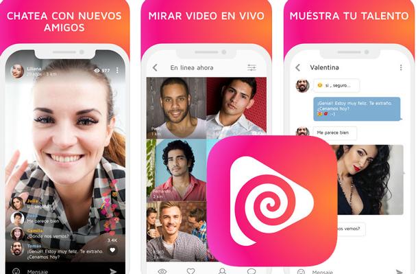 app para conocer gente por video