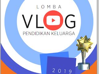 Ikuti Total Hadiah 52 Juta Lomba Vlog Pendidikan Keluarga