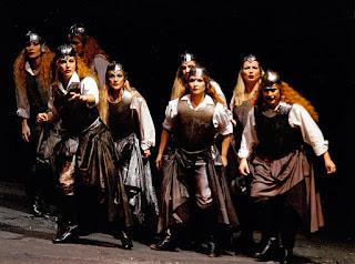 Waltraute (La Valkiria-Wagner) Teatro Maestranza, Sevilla