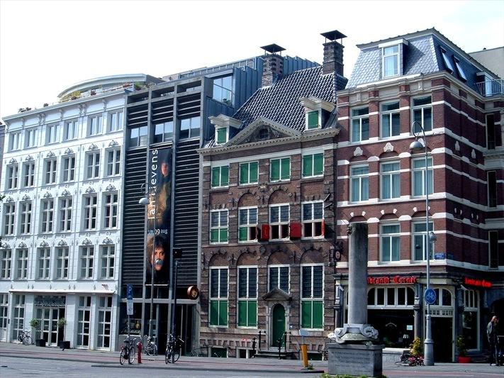 Rembrandt House Holland Landmark