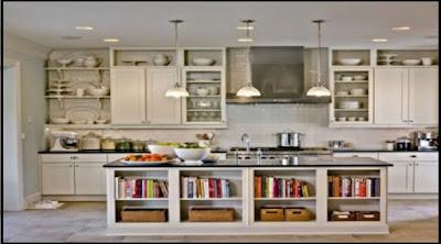 how to organize kitchen cabinets martha stewart