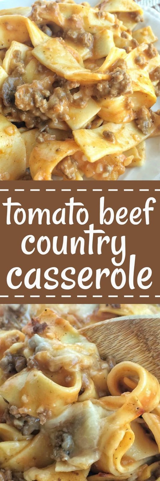 Ground Beef Country Casserole
