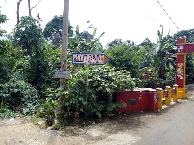 Seutas Cerita Dari Balong Kabayan