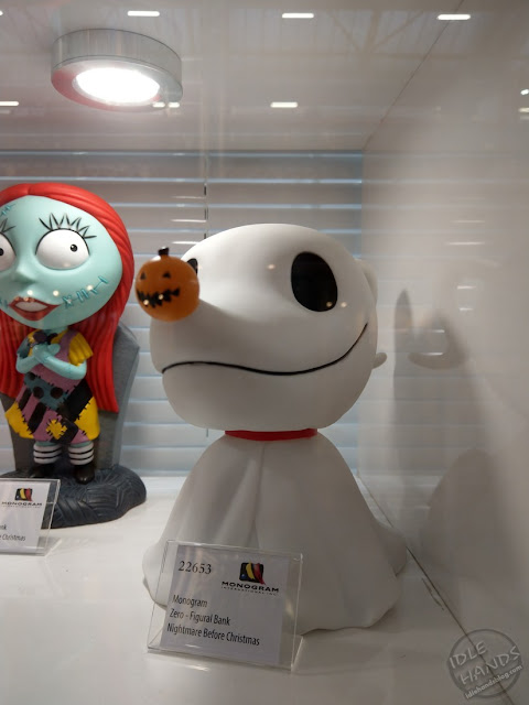 Toy Fair 2020 UK Monogram Bust Banks Nightmare Before Christmas