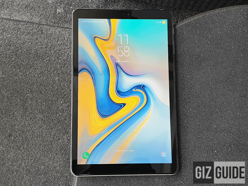 Samsung Galaxy Tab A 10.5 launched in the Philippines, priced at PHP 23,990