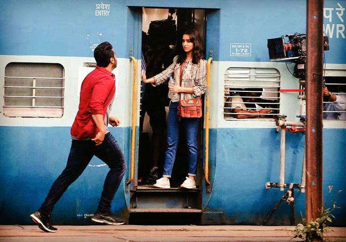 Half Girlfriend Movie First Look Images Still Photo Hd Wallpapers