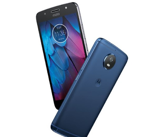 Moto G5S Now Comes In Midnight Blue Color Variant In India