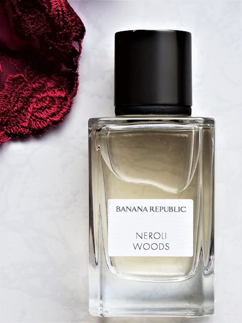 Neroli Woods Banana Republic , banana republic perfume, parfums banana republic, dupe tom ford neroli portofino, banana republic neroli woods, neroli woods avis, dupe parfum grandes marques pas chers, parfums banana republic avis, parfum frais