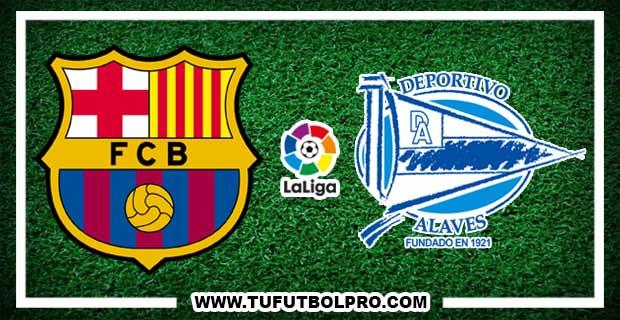 Ver Barcelona vs Alavés EN VIVO Por Internet Hoy 28 de Enero de 2018
