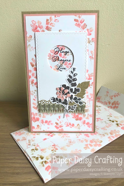 Nigezza Creates with Stampin' Up! & Paper Daisy Crafting & Positive Thoughts