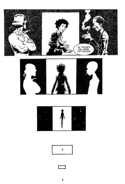 Jimi Hendrix Requiem Electrique aux éditions Graph Zeppelin page 6