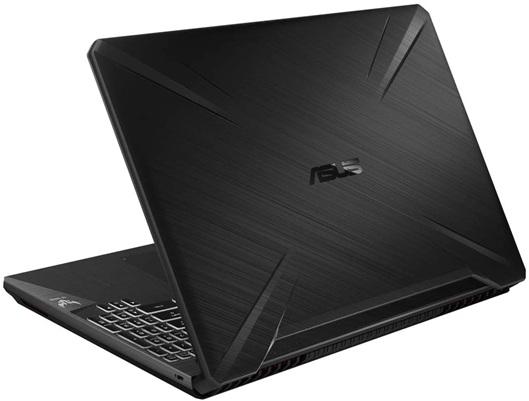 ASUS TUF Gaming FX505DT-HN540: portátil gaming con procesador AMD, disco SSD y gráfica NVIDIA GeForce