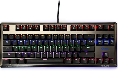 10 Keyboard Gaming Mechanical Murah