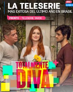 Ver novela Totalmente Diva Capitulo 95