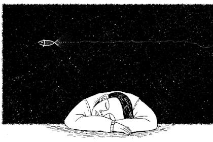 """Manfaat Mematikan Lampu Saat Tidur: Sebuah Pembuktian Atas Lagu """"Jangan Takut Gelap"""""""