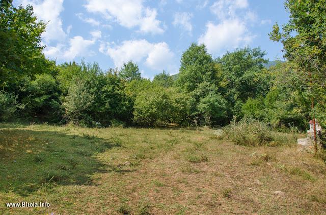 Nature - Kanino village in Municipality of Bitola, Macedonia