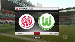 Майнц – Вольфсбург смотреть онлайн бесплатно 28 сентября 2019 прямая трансляция в 16:30 МСК.