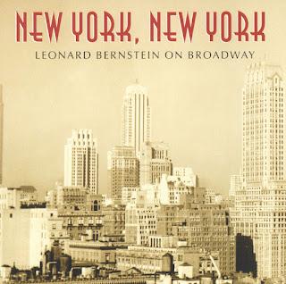 MP3 download Various Artists - New York, New York: Leonard Bernstein on Broadway iTunes plus aac m4a mp3