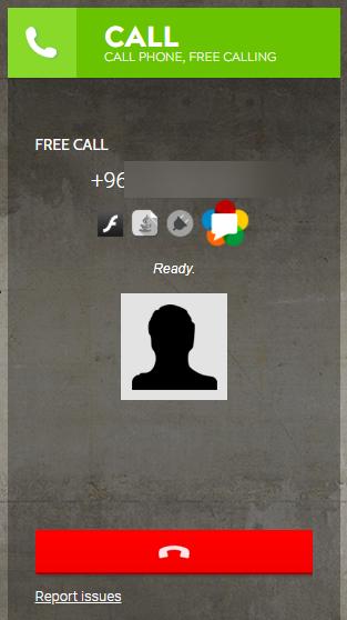 اتصال مجاني لأي هاتف بالعالم