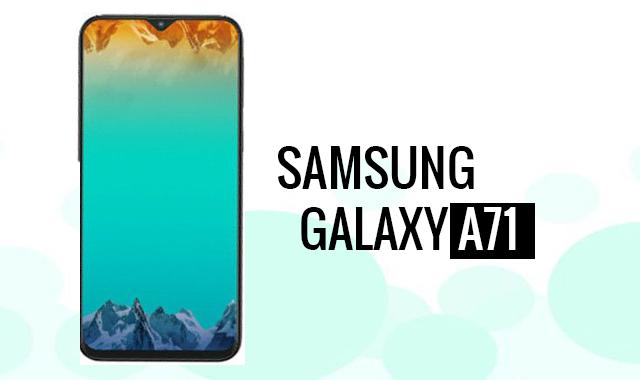 سعر و مواصفات SAMSUNG GALAXY A71 في الجزائر ومصر والسعودية وباقي انحاء العالم