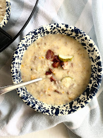 top 10 recipes of 2019 crockpot dill pickle bacon cheeseburger soup