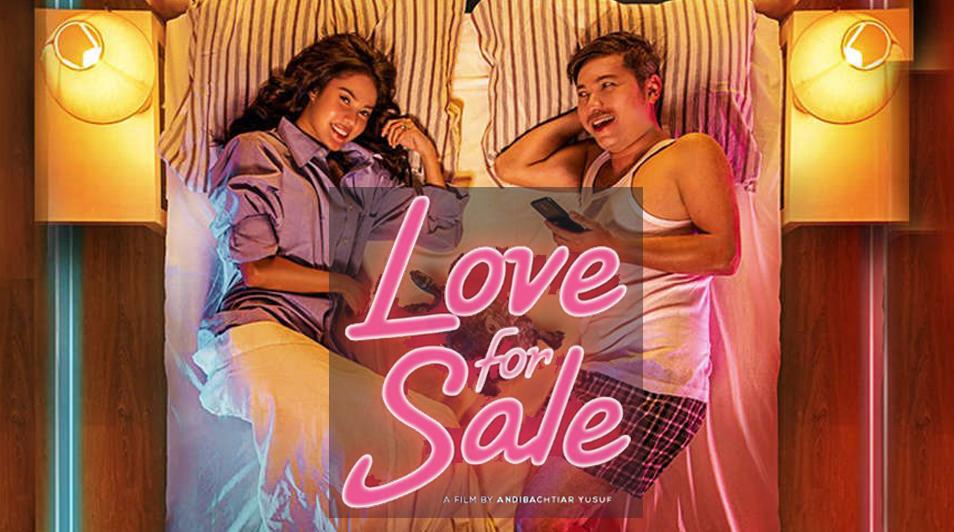 Love For Sale Film Yang Penuh Adegan Vulgar Dan Membawa Gading Marten Meraih Piala Citra Fendihidayat