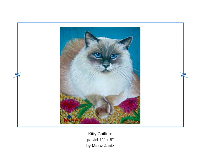 Kitty Coiffure by Minaz Jantz
