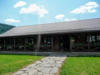 Ресторан «Шпайз». Закарпатська обл.
