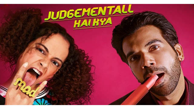 Judgementall Hai Kya (2019) Hindi Movie