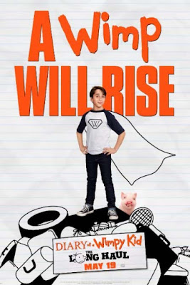 Sinopsis Diary of a Wimpy Kid (4): The Long Haul (2017)