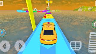 Smart Car Stunt Games 3D - Mega Ramp Car Racing