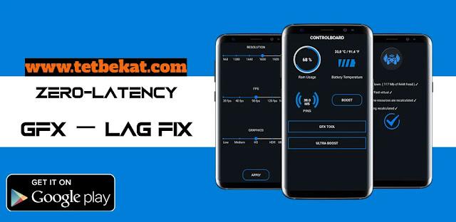 تنزيل Game Booster Free Power GFX Lag Fix للاندرويد اخر اصدار