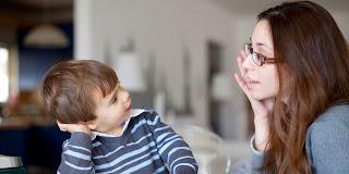 كيف تعلمين طفلك الصغير تقبل مشاعره