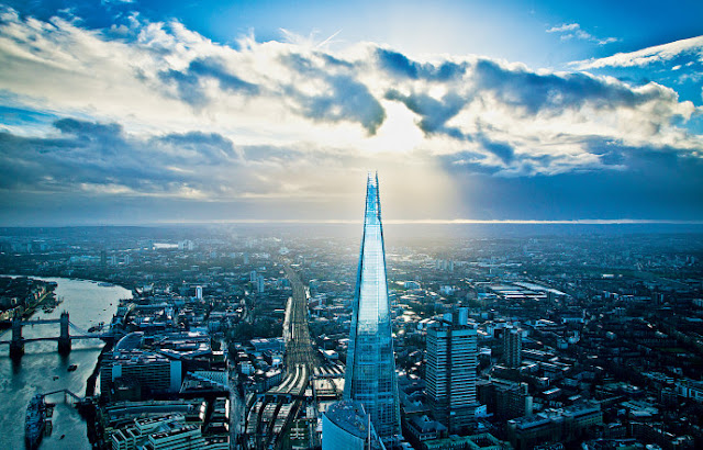 THE SHARD A LONDRES dr-rpbw/stefano goldberg/publifoto-ed lederman-chris martin