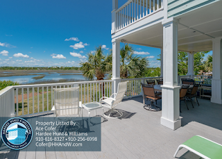 Stylish Home on Harbor Island Now Available