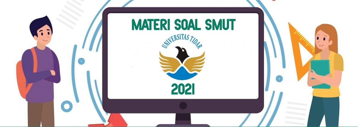 SOAL SMUT UNTIDAR 2021