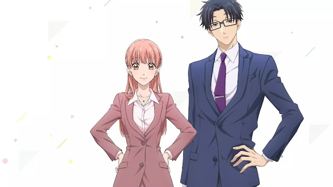 AnimeTopic 021 - Wotakoi: O amor é difícil não só para otakus!