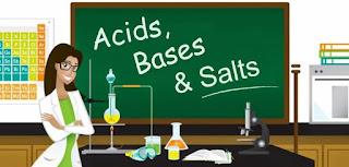 Acid Bases and Salts