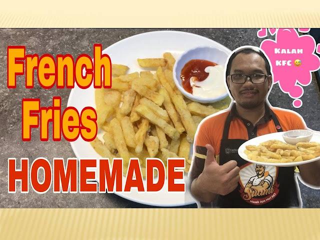 kentang goreng,cara membuat kentang goreng,french fries,resepi jejari kentang goreng,kentang goreng kfc,kentang goreng kfc homemade,membuat kentang goreng kfc,kentang goreng crispy kfc,kentang goreng ala kfc anti gagal,masak kentang goreng kfc,cara mudah membuat kentang goreng ala kfc,resepi membuat kentang goreng ala kfc,kentang goreng krispi,kentang goreng crispy,resep,kentang,kentang goreng crispy homemade,resep kentang goreng