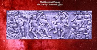 Relief candi Borobudur Magelang