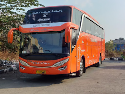Foto Bus New Shantika Royal Big Top 2C