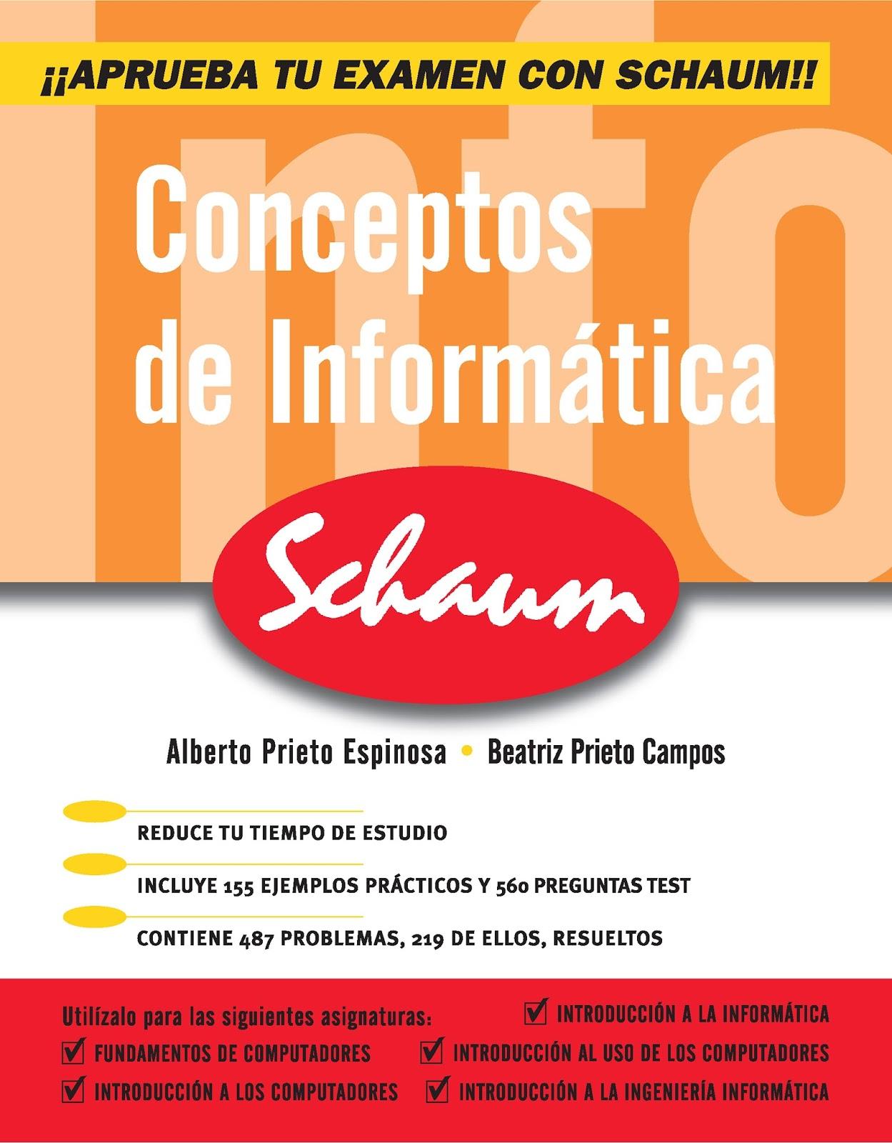 Conceptos de informática – Alberto Prieto Espinosa