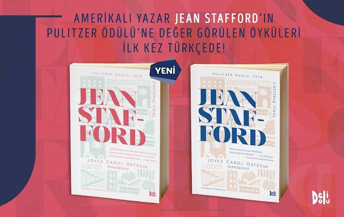 Stafford'ın Pulitzer Ödüllü öyküleri ilk kez Türkçede