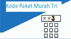 Kode Paket Murah Tri